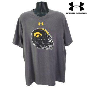 Under Armour Men's 2XL Iowa Hawkeyes T-Shirt XXL